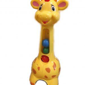 Dumel żyrafa interaktywny pościg 1