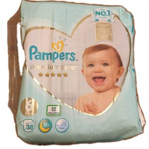 Pampers Premium Care6 pieluchy