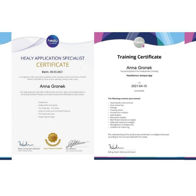 Training Certificate zbiorcze Recommendit2